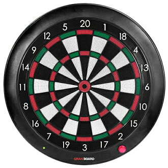 Electronic dartboard GRAN BOARD 2 (2 Grand Board)