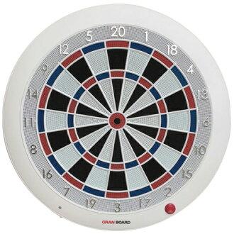 Electronic dartboard GRAN BOARD 2 (Grand Board 2) white Edition