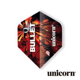 ダーツ フライト unicorn CORE .75 PLUS BULLET(メール便OK/2トリ)