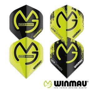 フライト ウィンモー Winmau Mega Standard Flights MvG メガ スタンダード マイケル・ヴァン・ガーウェン(メール便OK/1トリ)