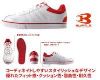【現品処分】【送料無料】バートルBURTLE806安全靴セーフティフットウェアスニーカータイプローカット