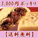 3000円+税【送料無料】 餅入り 『館最中』12個詰  【楽ギフ_のし】 2