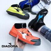 【限定】ディアドラDIADORA安全靴セーフティシューズアルバトロス3ハイカットメッシュマジックタイプAT112CAT244CAT422CAT522CAT812C