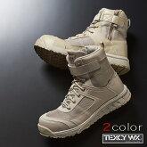 【送料無料】テクシーワークスTEXCYWXアシックス商事安全靴セーフティシューズWX-0009ブーツカットJSAAA種ミリタリーASICSTradingCo.,LTD.