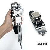【特注新型ホルダー】三貴MIKI工具ホルダーSPH着脱タイプSPH68Xラチェットレンチ、モンキーレンチホルダー2連差し