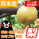 【 クール便送料無料 】 熊本産 梨 1箱( 5kg前後、6...
