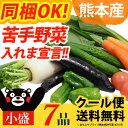 野菜セット・福袋・詰め合わせ!苦手な野菜は入れません!熊本県を中心に農家さんより直接買い付けた九州野菜を【送料無料】でお届けいたします!【クール便送料無料】九州 熊本産 定番野菜7品以上保証 安心 くまもとミニ野菜セット