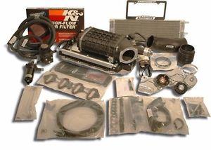 1999年〜2003年 GMC キャデラック シボレーSUV用スーパーチャージャー コンプリートキット [マグナソン社製][エスカレード][シエラ][サバーバン][タホ][アバランチ][逆輸入車][デイブレイク]
