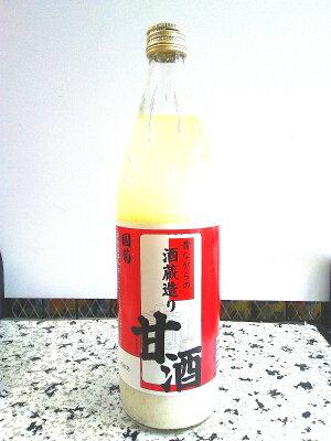 国菊 昔ながらの酒蔵造り甘酒 900ml