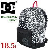 リュックサックDCSHOEディーシーバックパックデイパックバッグ鞄ブラックEDYBP03178