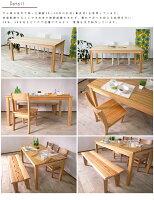 杉のダイニングテーブル75無垢集成材カフェテーブルダイニングダイニングテーブルナチュラル木製北欧杉国産大川家具カントリー送料無料