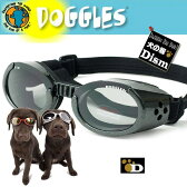 ドグルズ メタリックブラック Doggles ILS(犬用ゴーグル・サングラス)あす楽対応 ドグルス 正規品 サイズXS S M L XL ilsゴーグル