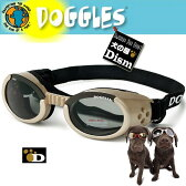ドグルズ シャンパンゴールド(クローム)Doggles ILS(犬用ゴーグル・サングラス)あす楽対応 ドグルス 正規品 サイズXS S M L XL ilsゴーグル