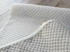 リネンキルティング 生地 ( 麻 100% ) 巾 約100 cm 【 リーノ 】