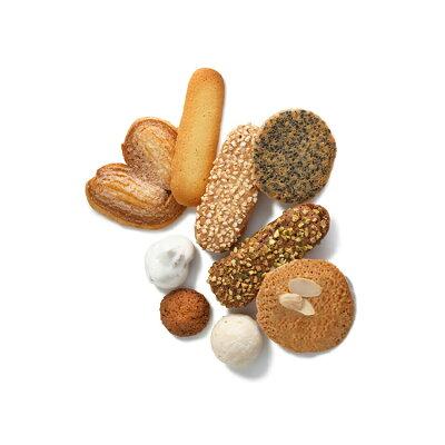 お取り寄せ(楽天) DEAN & DELUCA フレンチフールセック クッキー 焼き菓子 40個入り 価格3,240円 (税込)