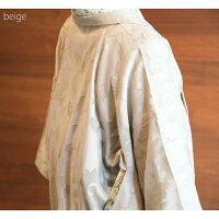 羽織薄羽織レース羽織カットボイル花白ベージュ黒