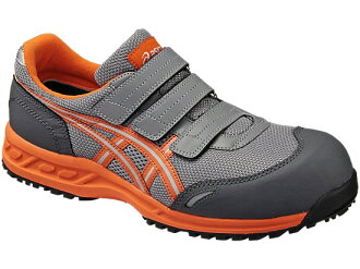 ASIC 安全鞋 FIS41L 贏得工作 41 L asics 運動鞋魔術貼 (JSAA B 型樹脂芯)