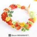 花冠 ウェディング 花かんむり 新婦 結婚式 ウェディングヘッドドレス