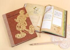 ウォルト・ディズニーの心を打つ名言がちりばめられた5年日記を、数量限定でご用意いたしました...