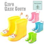 【送料無料】長靴キッズ女の子男の子雨靴子供ショートかわいいおしゃれレインブーツ靴レインシューズねこ雪15cm16cm17cmda003