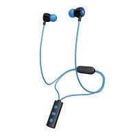 【代引き・同梱不可】Bluetooth ネックループ型 ワイヤレスイヤホン BTN-A2500PB