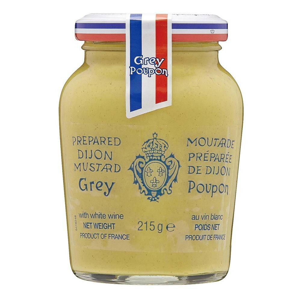 からし・マスタード, ディジョン Grey Poupon() () 215g12