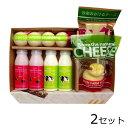 【代引き・同梱不可】北海道 牧家 NEW乳製品詰め合わせ1×2セット
