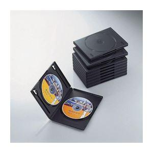 記録用メディアケース, CD・DVDケース () DVD CCD-DVD06BK5