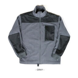 カナダ軍IECS(改良型環境服装システム)フリースジャケットレプリカ グレー XL【日時指定不可】