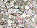 スワロフスキーラインストーン(nohotfix)2058 クリスタルオーロラss7(50粒)
