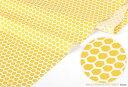 生地・布≪ WALK THROUGH THE FOREST-honey ≫コットン/幅110cmデコレクションズオリジナル生地・布【10cm単位販売】【メール便OK】植物│チェック│キッズ