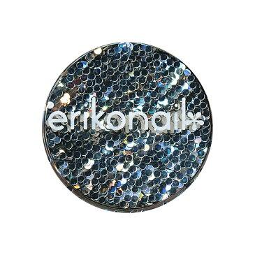[宅急便限定]黒崎えり子 ジュエリーコレクション (ERI-43)シルバー 丸1mm erikonail(エリコネイル)