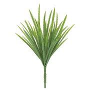 シードグラスブッシュ(プラスチック)(グリーン)【観葉植物・フェイクグリーン】