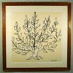 マティス版画「生命の木」