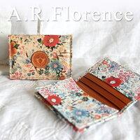 イタリア・A.F.Florence(A.F.フローレンス)/ 名刺入れ(カードケース)