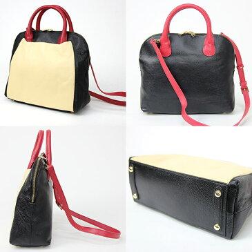 ☆☆【ツモリチサト 50%OFF セール】 バッグ ネコ tsumori chisato CARRY ネコのポケットがポイントの2WAYブガッティ型バッグ