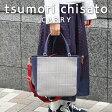 【2016AW】【あす楽】【ツモリチサト】グレンチェックコンビ 2WAY トート ショルダーtsumori chisato CARRY(ツモリチサト キャリー)