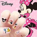 【送料無料】Disney MINNIE MOUSE ミニーマウス ミッキーマウス ドナルドダック デイジーダック ウォルト・ディズニー ネイルシール 約12*8cm 34〜38枚セット G29・・・