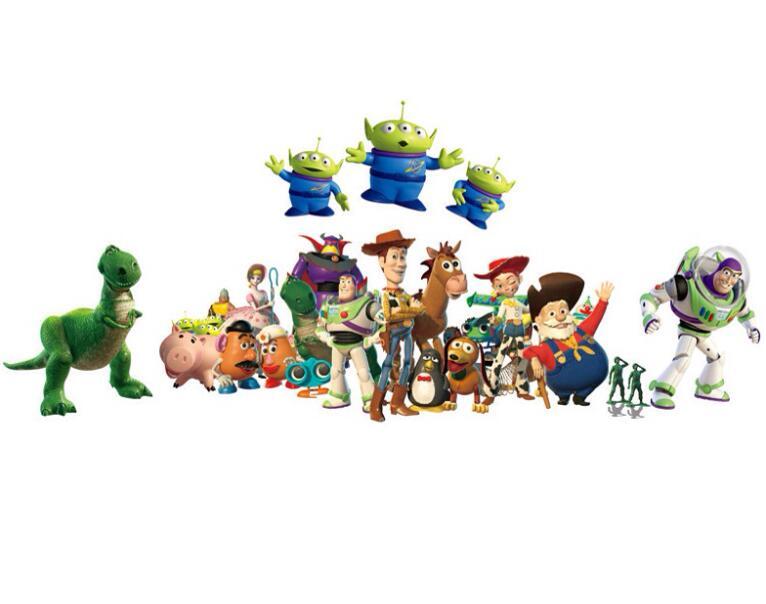 壁紙・装飾フィルム, ウォールステッカー・シール Disney Toy Story 6090cm 94