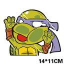 【送料無料】衝突ドナテロ (Donatello) ミュータント・ニンジ...