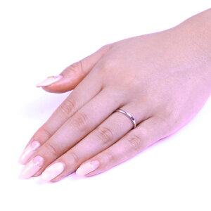マリッジリング「ラウンド(甲丸)」【送料無料】ペア販売K18WGリング結婚指輪1本でもご購入いただけますので、お問い合わせ下さい。