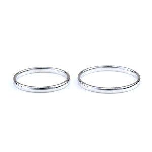ラウンド(甲丸)|結婚指輪