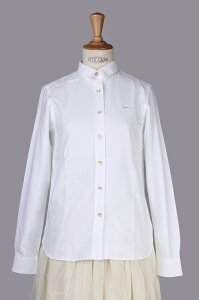 CLASSIC SHIRT OXFORD SOLID MAISON KITSUNE -Wome…