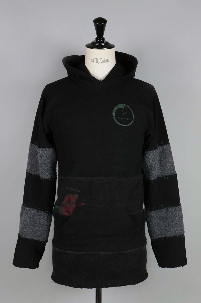 2 HOODIE / A (BF_ S17_SW01) BLACK FIST(ブラック・フィスト):Deepinsideinc.Store