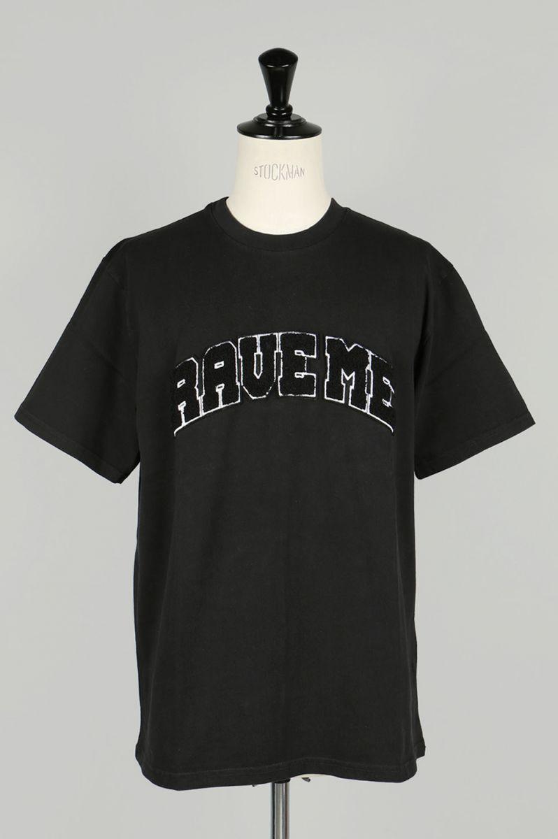 トップス, Tシャツ・カットソー RAVE ME Tee Washed Black(SS18-201) Misbhv()