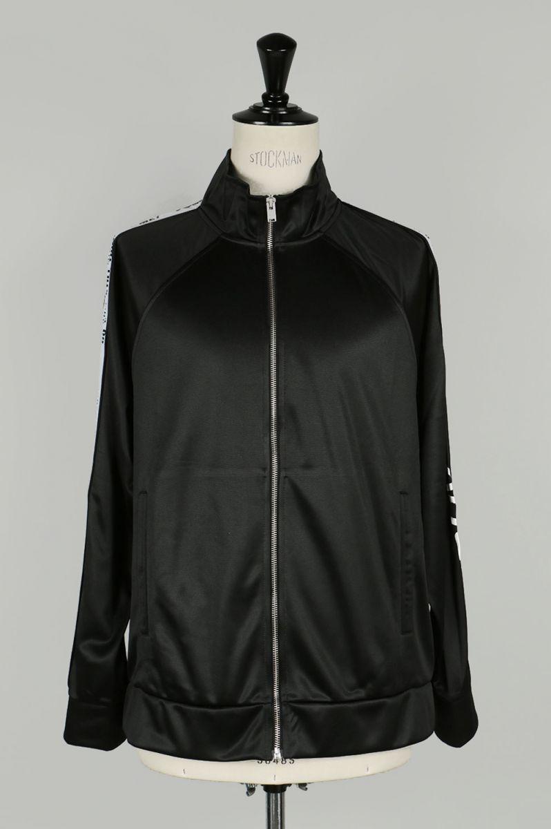 メンズファッション, コート・ジャケット TAPE Tracksuit Top Black(SS18-701) Misbhv()