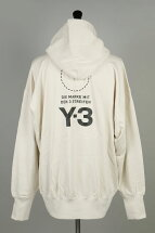 MSTACKEDLOGOHOODIE/CP(DP0460-APP)Y-3-Men-(ワイ・スリー)