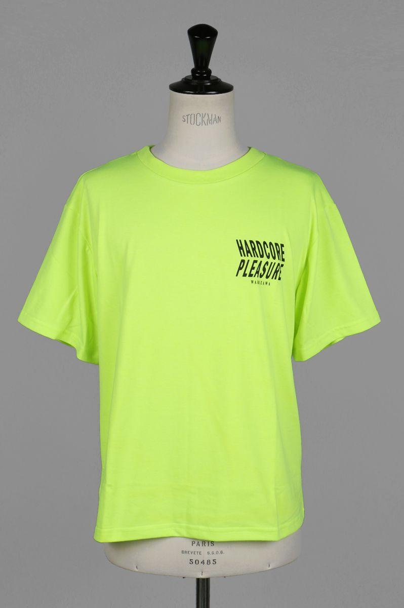 トップス, Tシャツ・カットソー HARDCORE PLEASURE 2018 T-Shrirt(AW18-121) Misbhv()