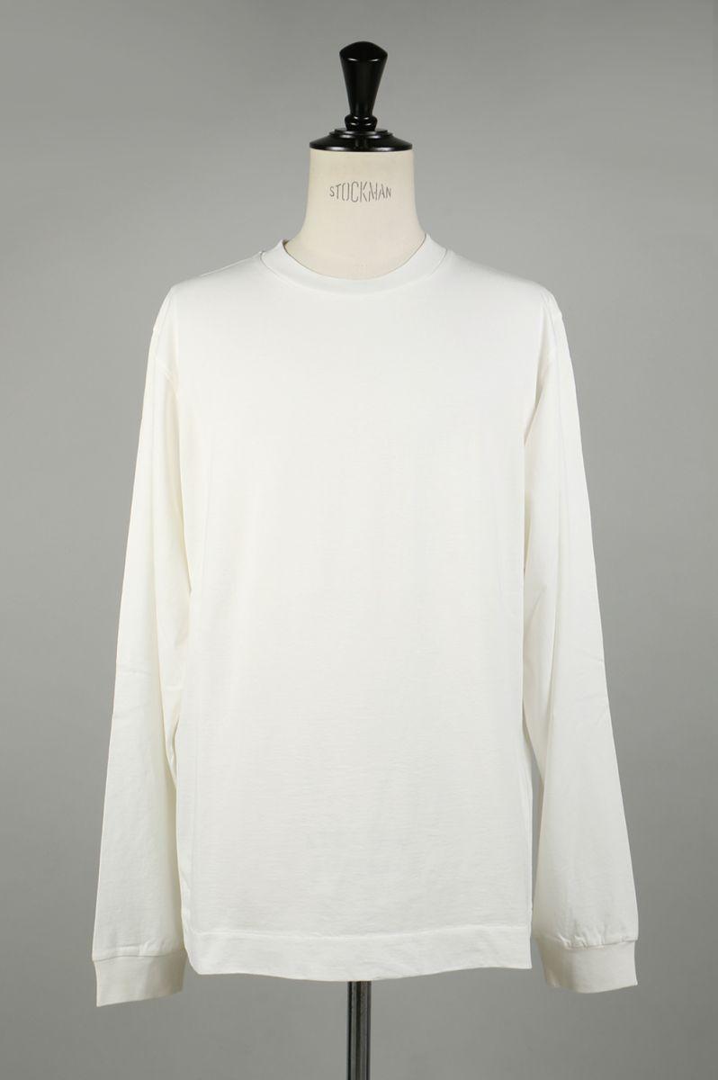 トップス, Tシャツ・カットソー 50OFFRELENTLESS COLLECTION TEE LS WHITE(AAMTS0013) Alyx()