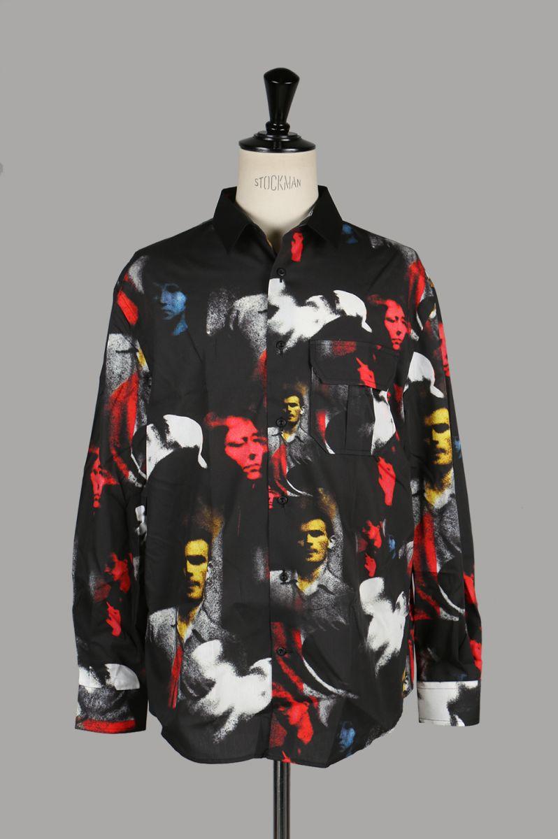 トップス, ワイシャツ WARSZAWA 1960 LONG SLEEVE SHIRTM-1037 Misbhv()